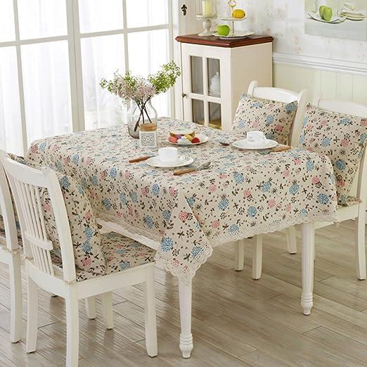 Paño de la ropa de cama tabla de jardín/ lienzo/Mantel de la mesa ...