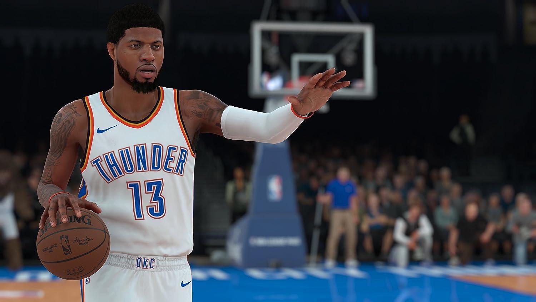Amazon com: NBA 2K18 Legend Edition Gold - PS4 [Digital Code