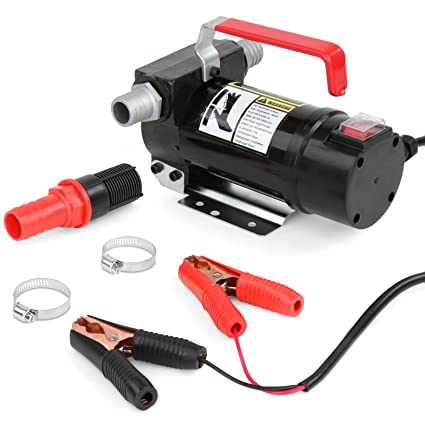 Timbertech - Bomba extractora de aceite y gasoil - rendimiento: 0-50 l/min