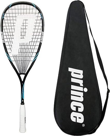Prince Pro Beast 650 powerbite Raqueta de squash + 3 Dunlop Pro ...