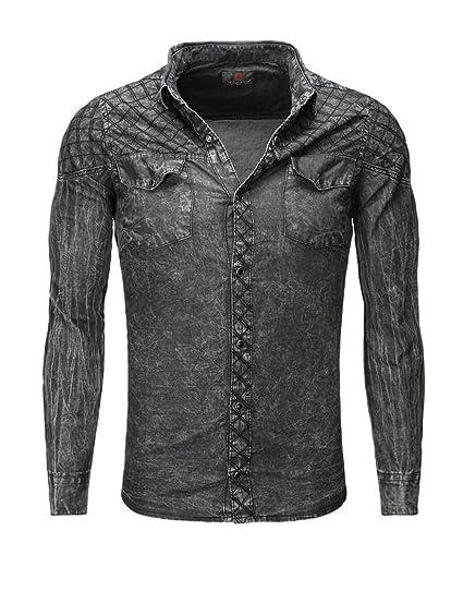 Jeans 11 Tazzio Chemise GrisVêtements Et XiuwTPOkZl