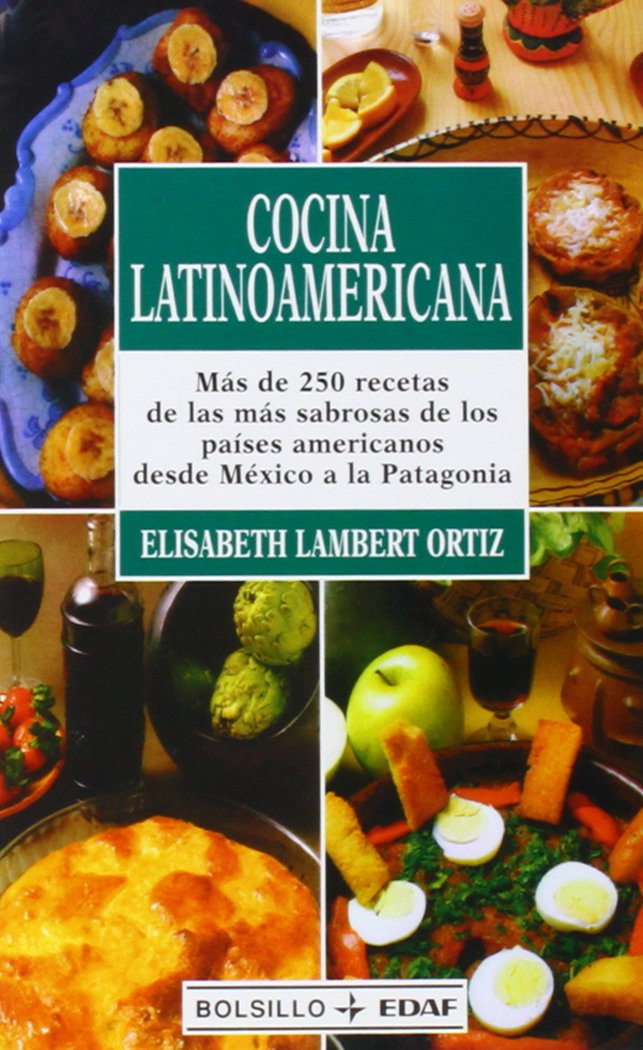 Download Cocina Latinoamericana ebook