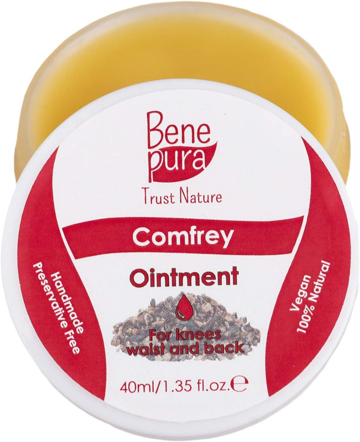 Pomada con omán negro 40 ml, extracto de aceite frío, 100% natural – ante dolores en los articulaciones – concentrado puro de la naturaleza – hecho a mano en EU