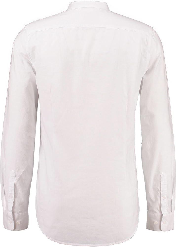 Garcia C71036 Camisa, Blanco (White 50), XL para Hombre: Amazon.es: Ropa y accesorios