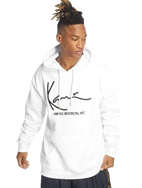Hoodies Signature M Karl Herren Weiß Kani wn0OXZN8Pk
