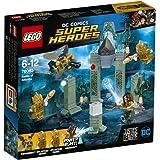 LEGO - 76085 - LEGO DC Comics Super Heroes - Jeu de Construction - La Bataille d'Atlantis