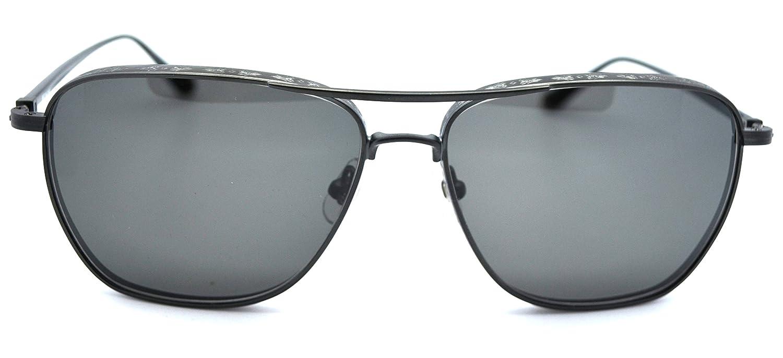 Amazon.com: Matsuda m3052 envejecido negro mate estilo ...