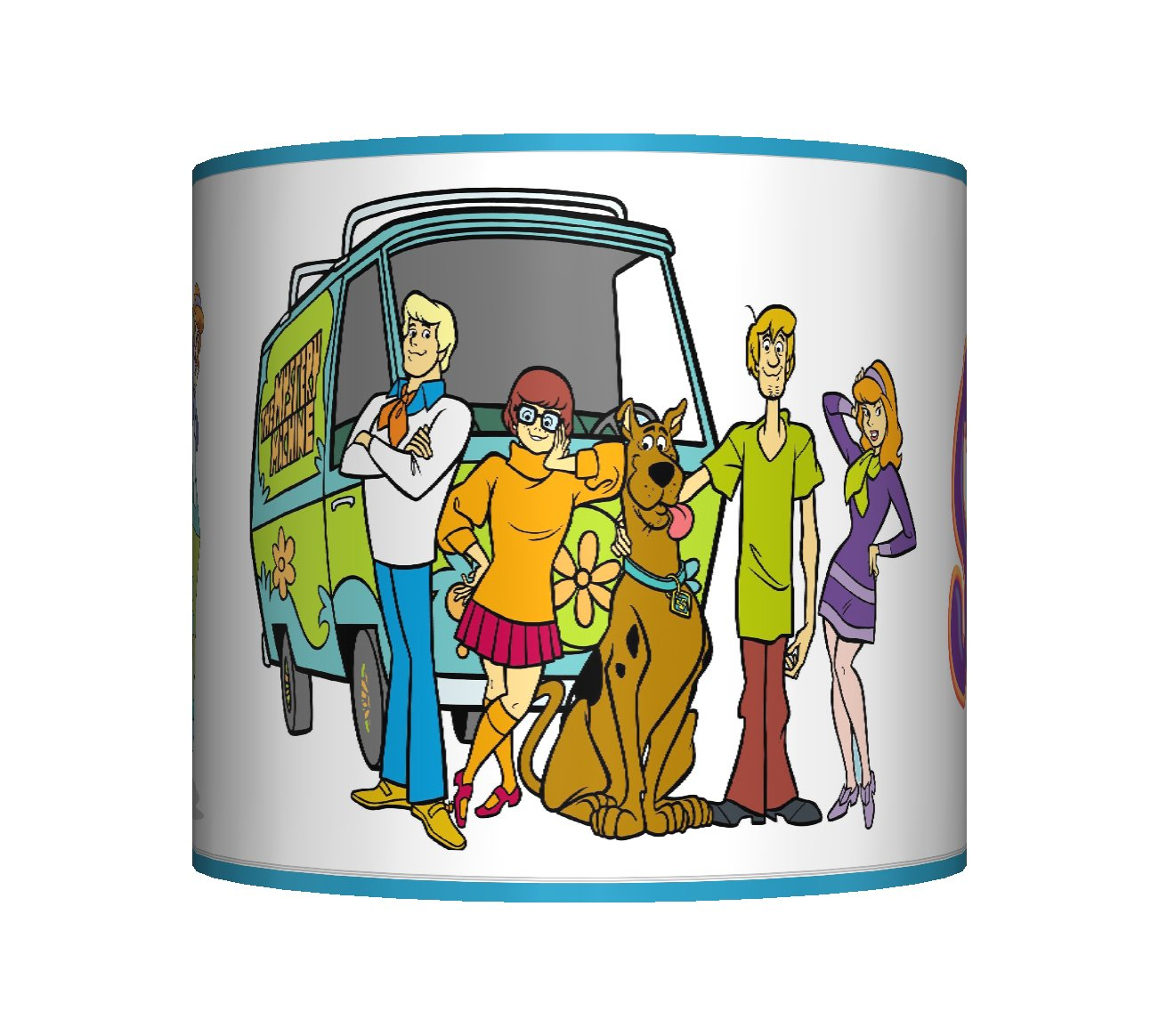 Scooby Doo Bedroom Accessories Scooby Doo Bedside Lamp Boys Bedroom Light Lamp Shade