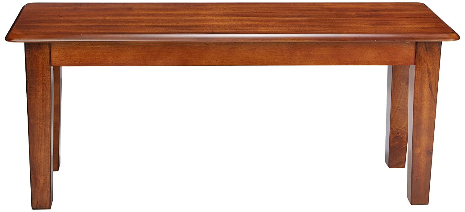 Signature Design By Ashley Furniture Berringer Dining Room Bench Casual Style Rustic Brown