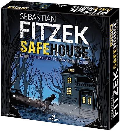moses JuegoSebastian Fitzek Safe House, de Marco Teubner: Teubner, Marco: Amazon.es: Juguetes y juegos