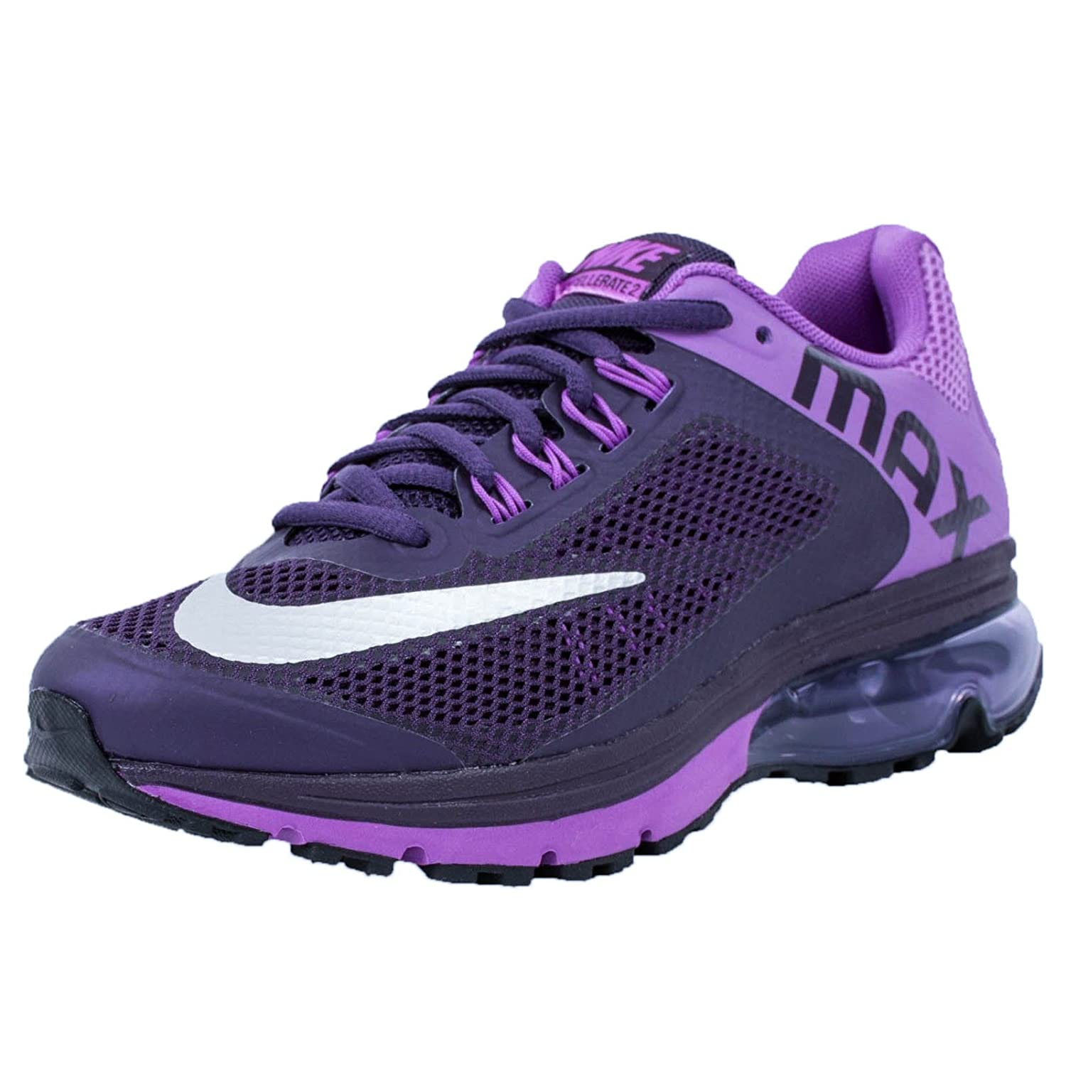 best service e4755 64512 Nike WMNS AIR MAX EXCELLERATE 2 RUNNING SHOES GROUND PURPLE 555764 505 SIZE  6 Amazon.ca Shoes  Handbags