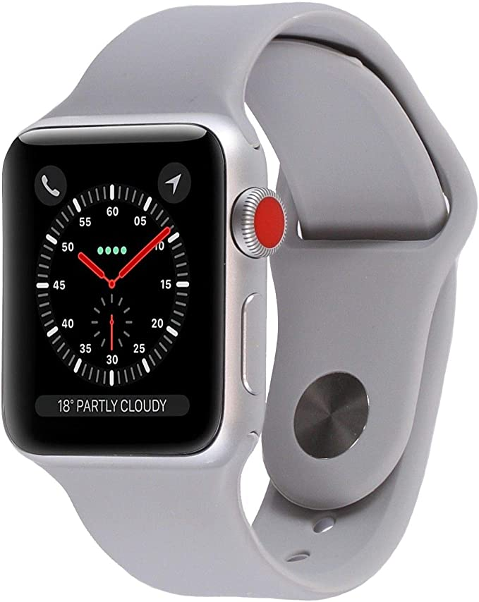 Amazon.com: Apple Watch Series 3 Reloj inteligente ...
