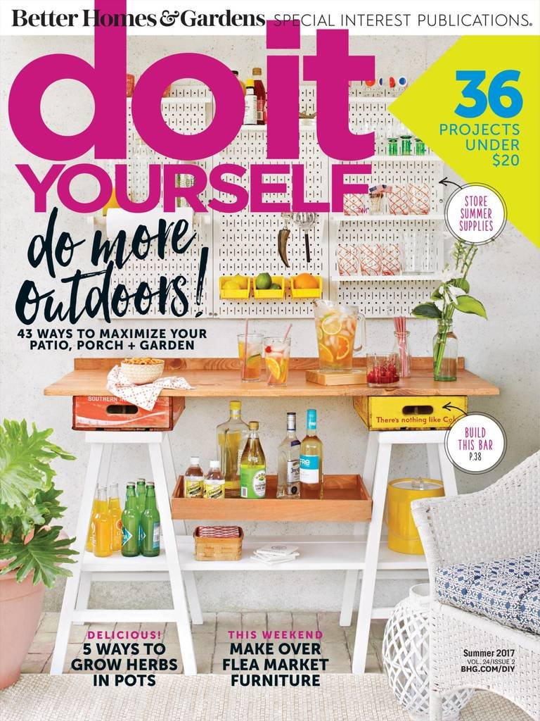 Kitchen Garden Magazine Subscription Do It Yourself Amazoncom Magazines