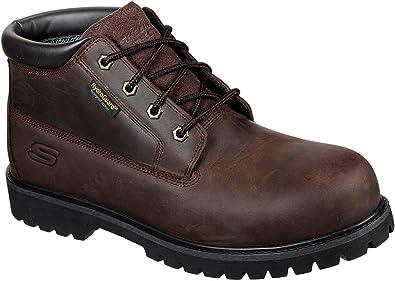 Skechers Work Men's Trevok ST WP Boot