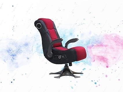 Astonishing Amazon Com Guplus Pedestal Video Gaming Chair 2 1 Short Links Chair Design For Home Short Linksinfo