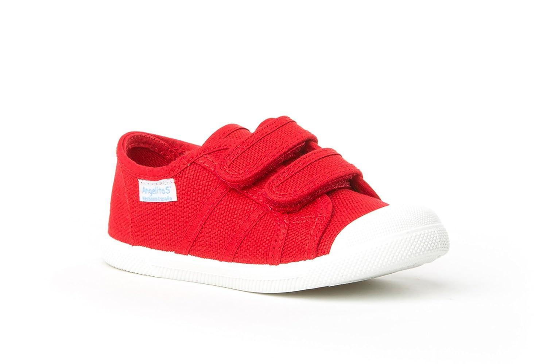 ANGELITOS, Sneaker bambini blu Size: 27