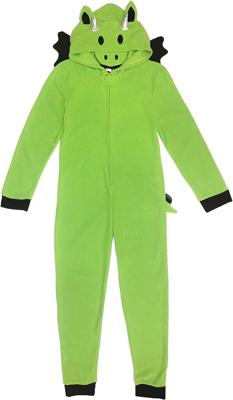 Under Disguise Kids /& Big Kids Microfleece Costume Union Suit//Onesie