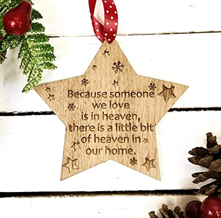 memorial christmas decoration in loving memory christmas ornament christmas ornament memorial gift 04cd - Christmas Decorations In Memory Of A Loved One