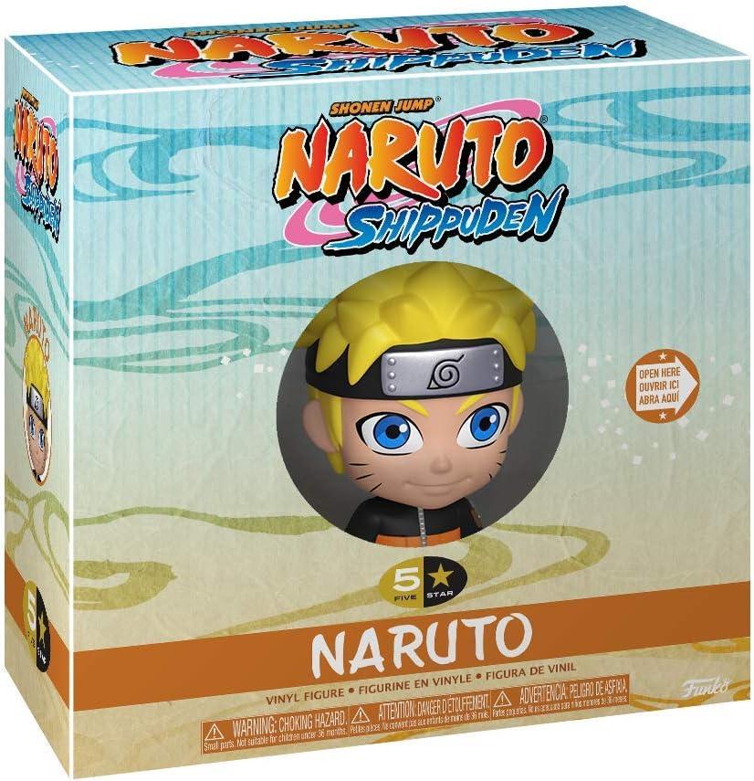 41078 Funko Multicolore 5 Star S3-Naruto Figurine de Collection