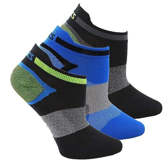 ff54d8d514c67 Amazon.com: Asics Quick Lyte Single Tab Performance Socks in a 3 ...