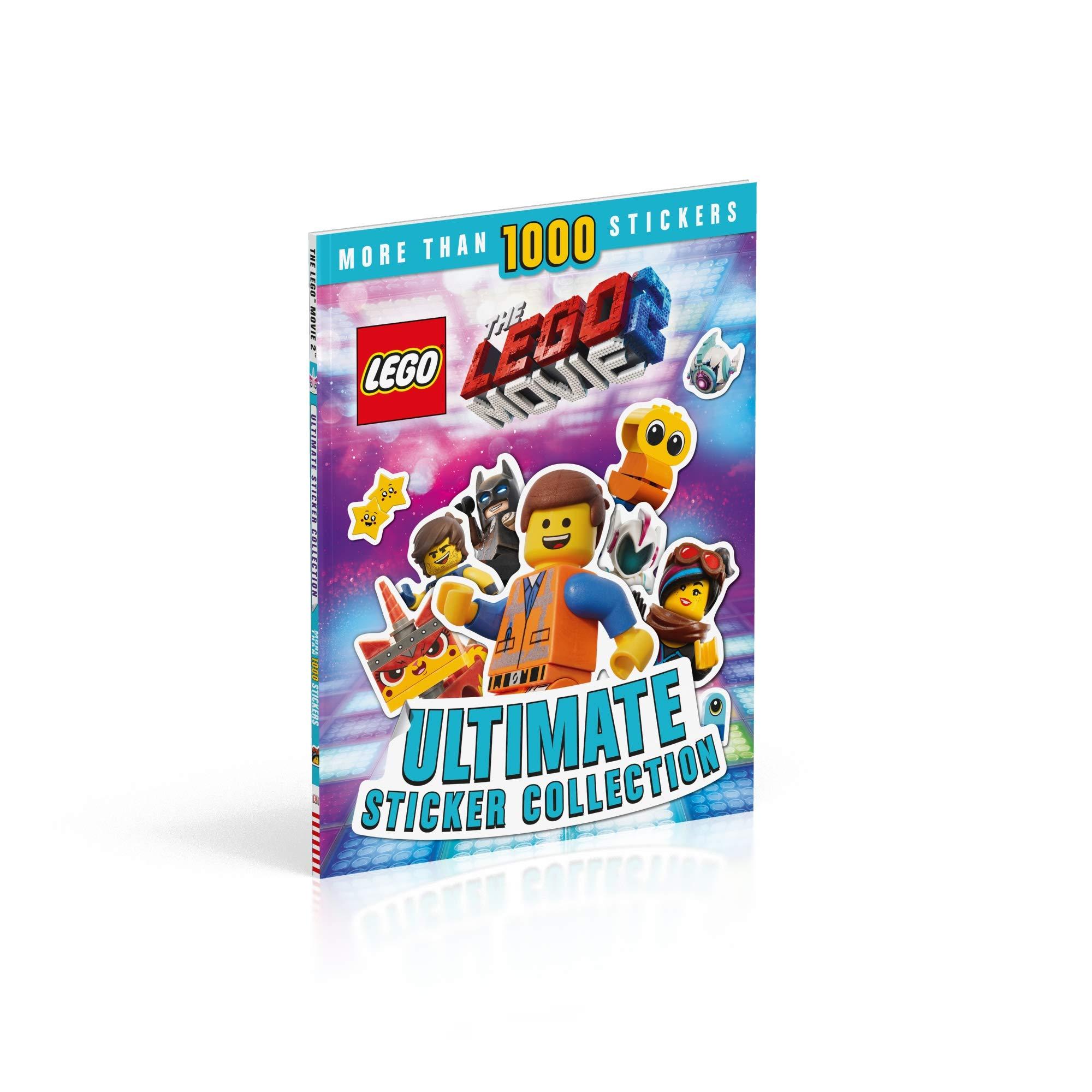 Sticker 93-The Lego Movie 2-Blue Ocean