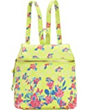 Juicy Couture Island Blooms Mini Backpack, Lemon Pop