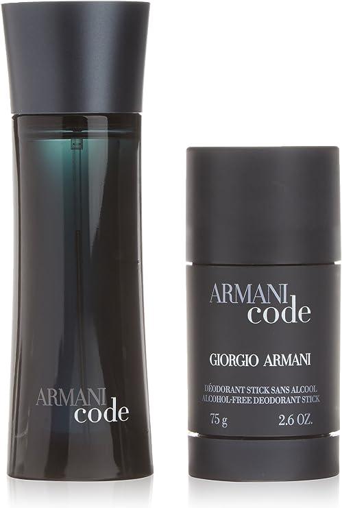 Armani Code - Agua de perfume, 2 piezas, 200 gr: Amazon.es: Belleza