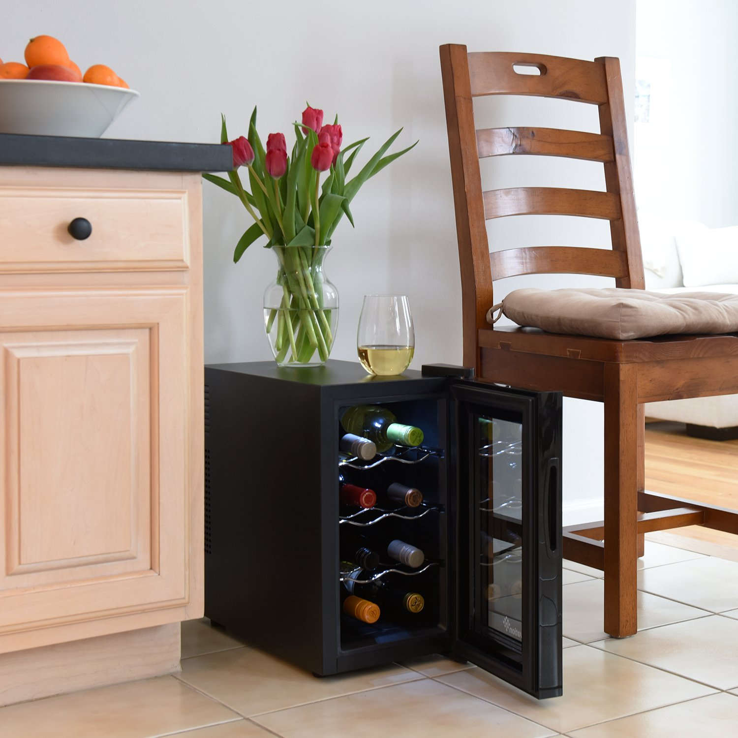 Ivation 8 Bottle Counter Top Wine Cellar