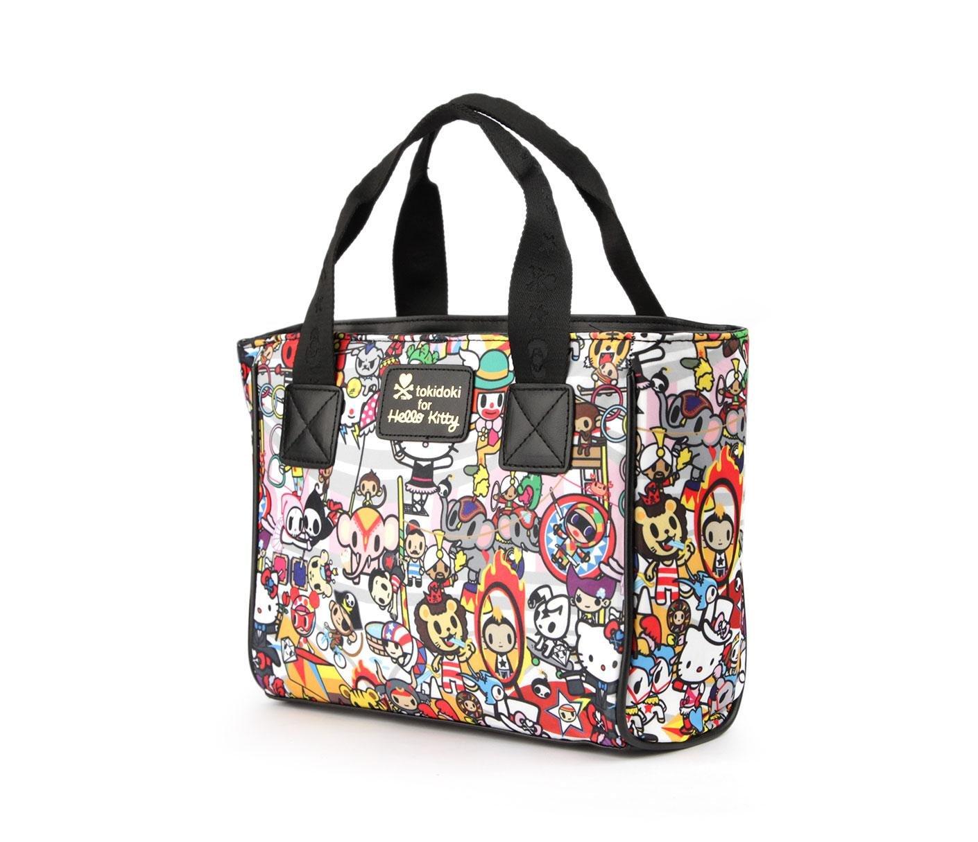 a630a8bdb Amazon.com : tokidoki X Hello Kitty Handbag Bag : Beauty