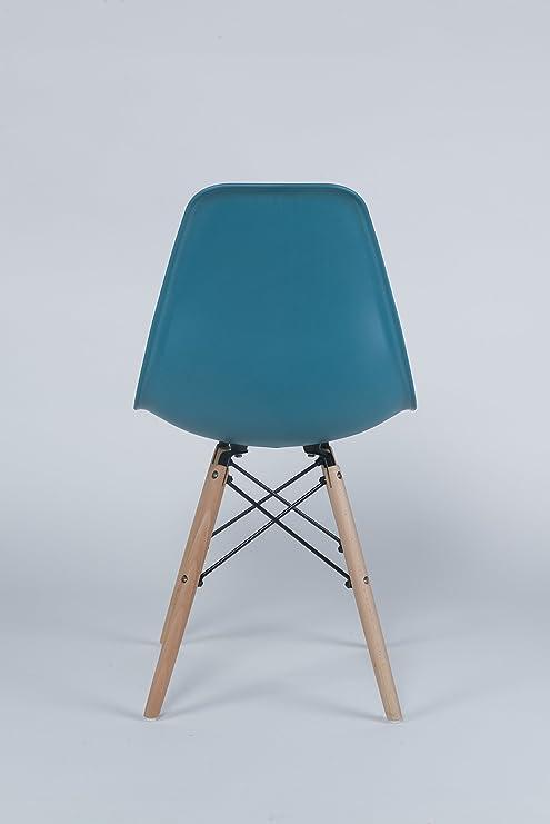Amazon.de: Millhouse hochwertige Stühle im Retro-Eiffel-Stil, für ...