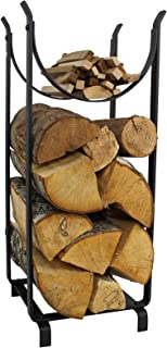 product image for Enclume Handcrafted Hearthside Wood Rack Black