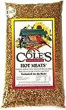 Coles Wild Bird Prod Cole's HM20 20 Pound Hot Meats Seed