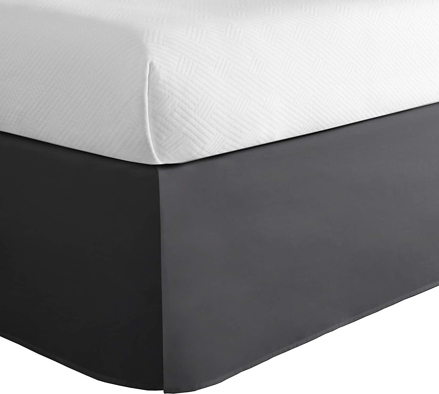 Amazon Com Today S Home Cotton Blend Bed Skirt Dust Ruffle
