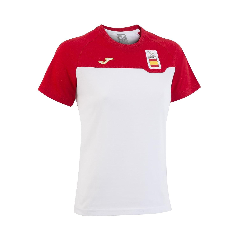Joma CE.301011W16 Camiseta Paseo, Hombres: Amazon.es: Deportes y ...