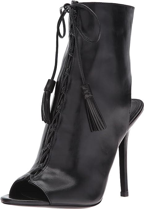 80565cc745644 Michael Kors Women s Bolton Black Palladium Smooth Calf Sandal ...