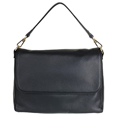 605125687c Abro + Adria Calf 026535 37 Women s Leather Shoulder Bag with 32x23 ...