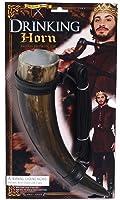 Forum Novelties Women's Medieval Drinking Horn