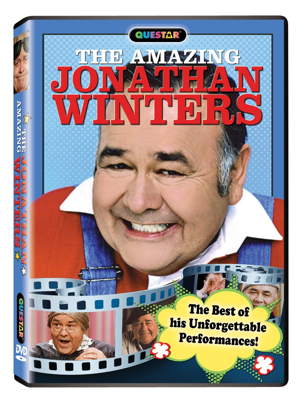 The Amazing Jonathan Winters Martin Good Questar Questar (IL) Comedy