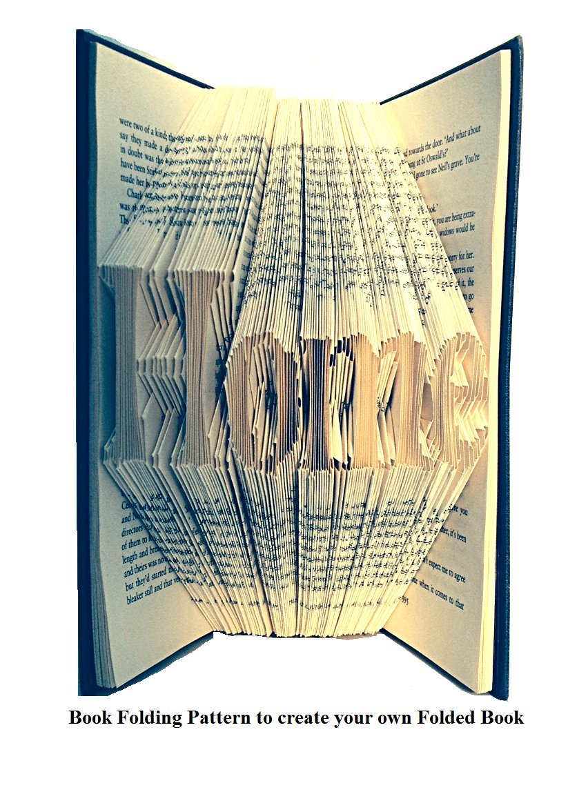 Folded Book Patterns Amazing Inspiration Design