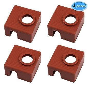 Amazon.com: EAONE - Calcetines de silicona para calefactor ...