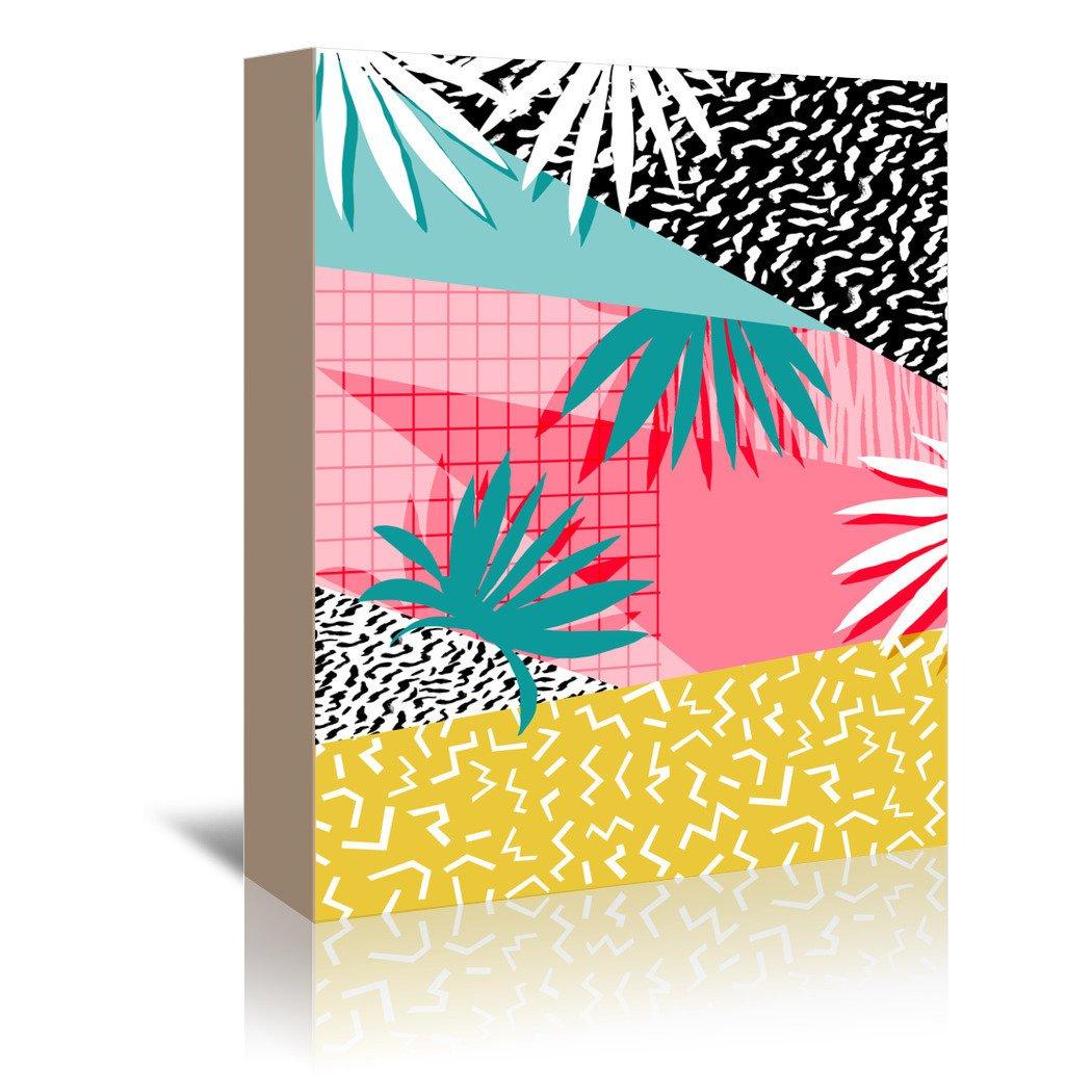 Americanflat Bingo Gallery Wrapped Canvas Print by Wacka Designs, 16'' H x 20'' W x 1.5'' D