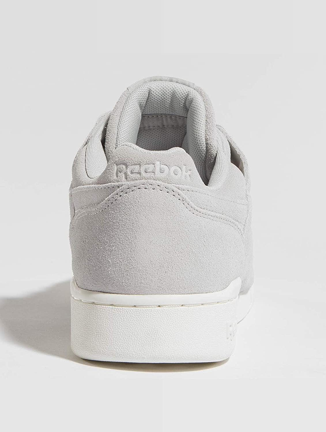 Reebok Workout Plus Montana Cans Cans Cans Collaboration Herren Turnschuhe Grau  d800eb