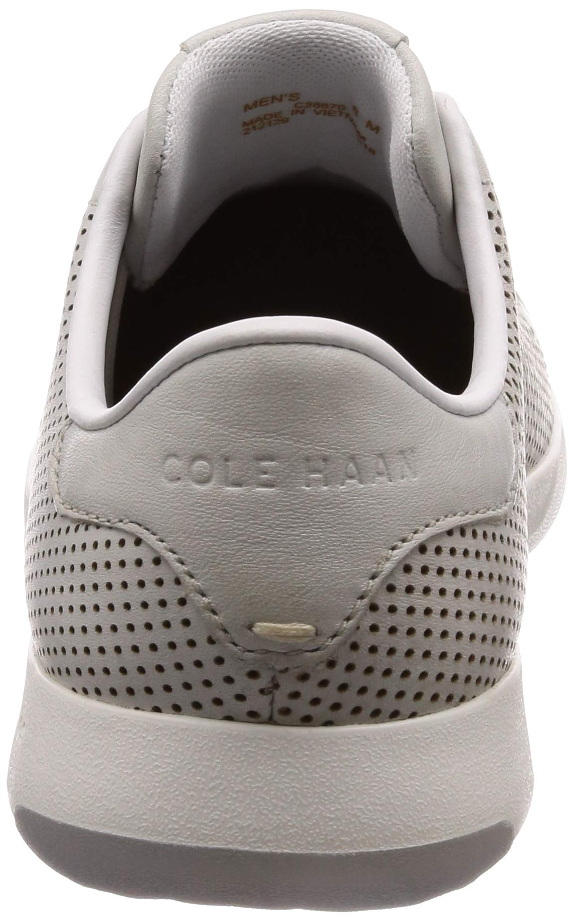 Cole Haan Mens Grandpro Tennis Sneaker 7 Chalk Tumbled Leather by Cole Haan (Image #2)