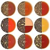 Muestra Té Chai, 10 TÉS, Original de la India (50 Tazas) Ingredientes Naturales – Cultivado- Tratado y Embarcado Directo desde la India, Té Chai Auténtico Hojas Sueltas