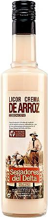 Segadors Del Delta Licor Crema de Arroz - 500 ml