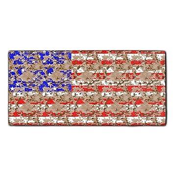 Amazon.com  Camo Us Flag Ron Hedges Hand Towel Face Towel for ... 6d92ef74544