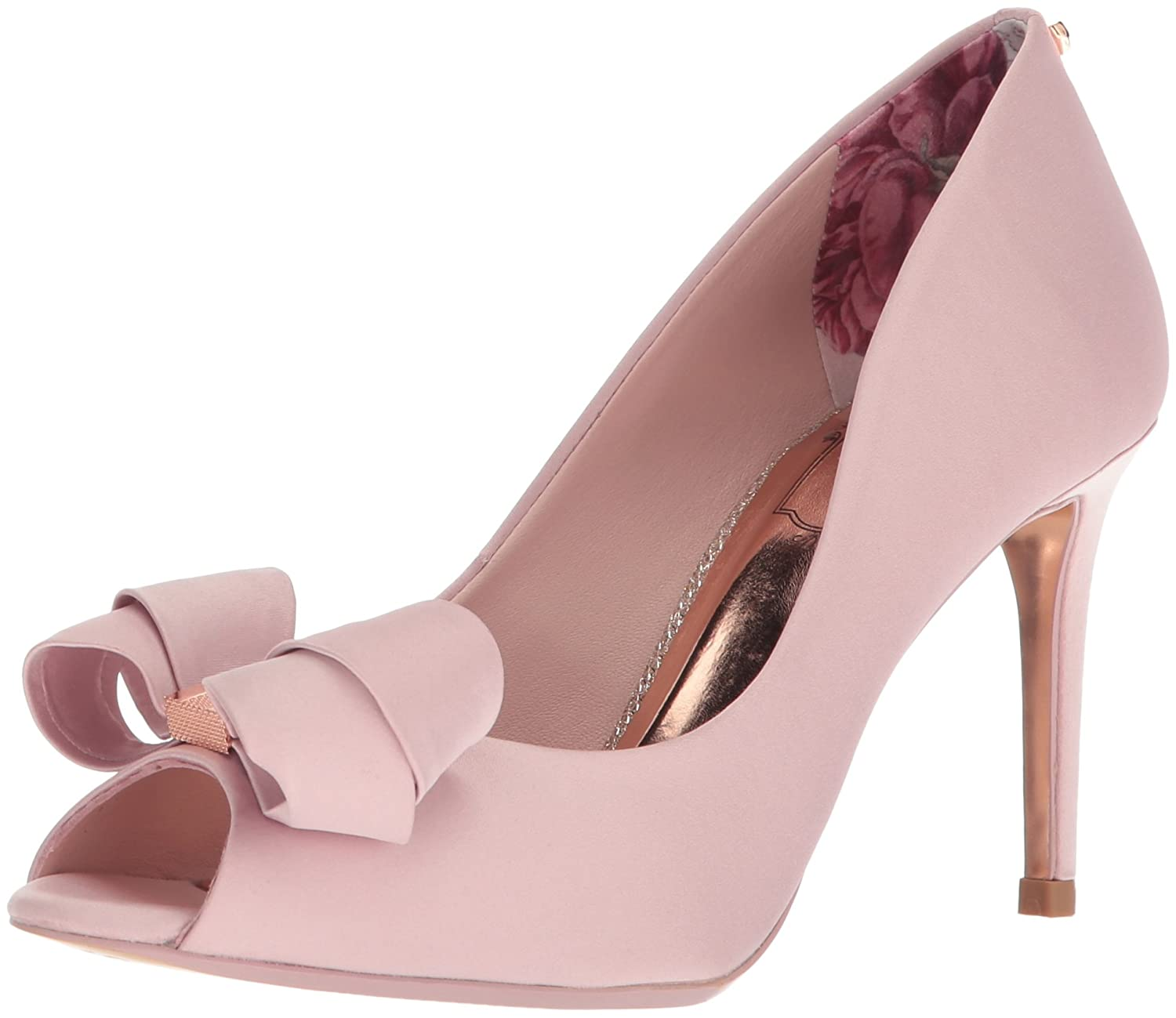 Ted Baker Women's Vylett Pump B074Q1FVLH 6 B(M) US|Light Pink