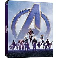 Avengers Endgame (Steelbook) [Blu-ray]