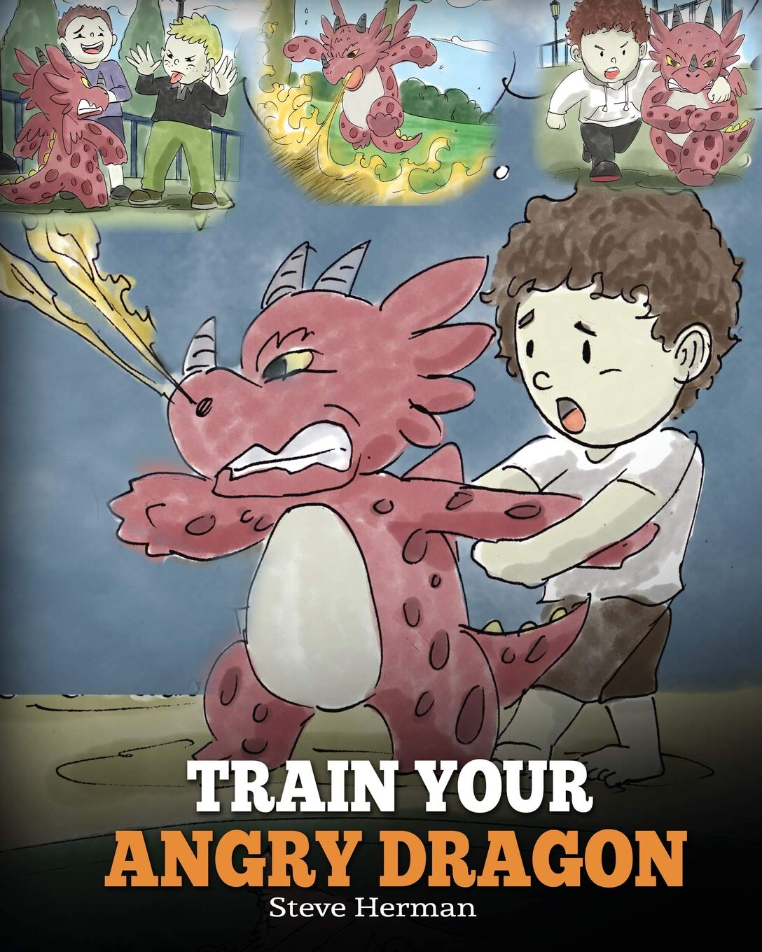 Train Your Angry Dragon Management product image