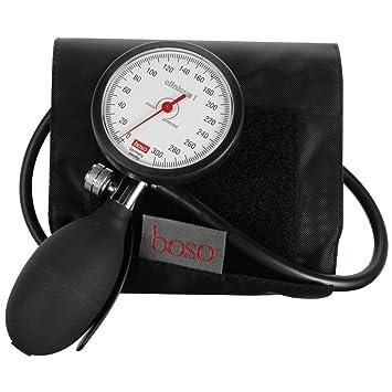 Tensiómetro Boso Clinicus – Tensiómetro Boso Clinicus negro